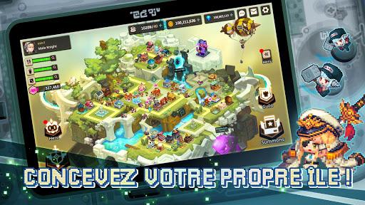 Télécharger Gratuit Guardian Tales apk mod screenshots 5
