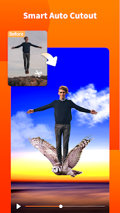 VFly—Photos & Video Cut Out Magic Effects Screenshot