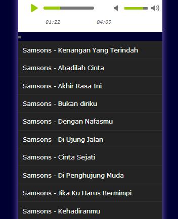 Download Lagu Samson Di Ujung Jalan Gratis : download, samson, ujung, jalan, gratis, Chord, Kenangan, Terindah