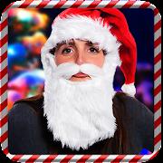 Santa Claus Photo Editor - New photo frame maker