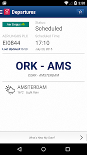 Cork Airport (Official)- screenshot thumbnail