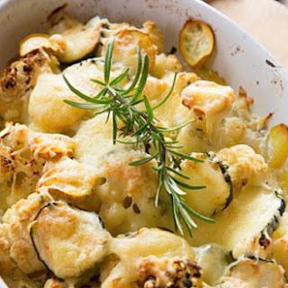 Baked Cauliflower Zucchini Recipes.