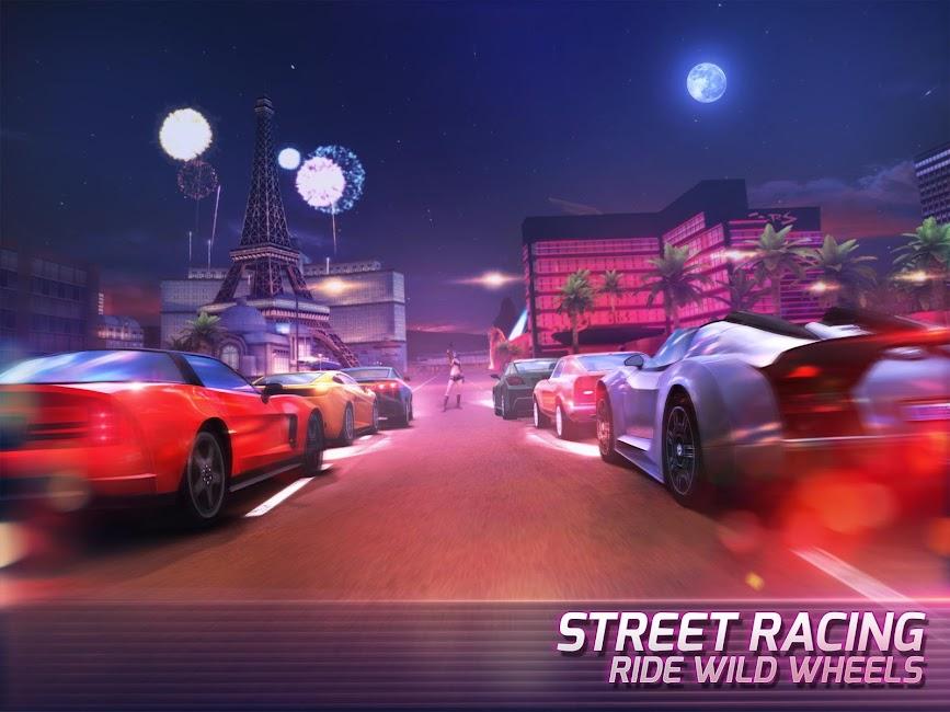#2. Gangstar Vegas - mafia game (Android)