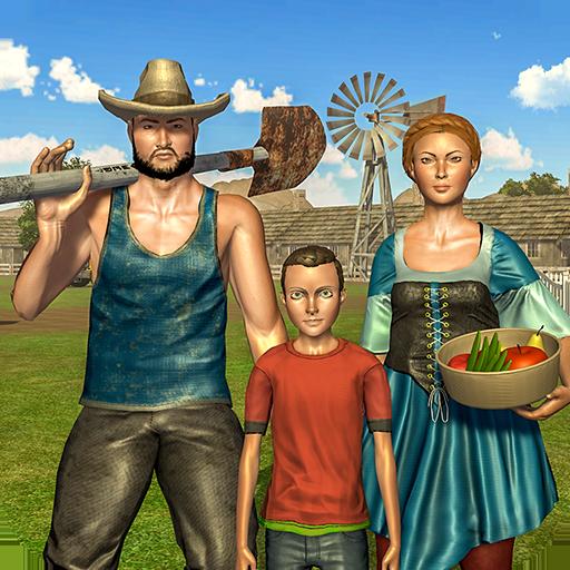 Virtual Farm: Family Fun Farming Game