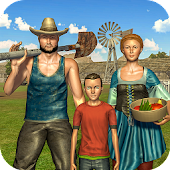 Virtual Farm: Family Fun Farming Game