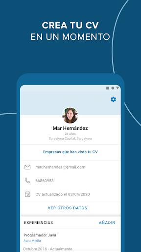 InfoJobs - Job Search screenshot 2