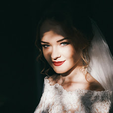 Wedding photographer Viktoriia Mevsha (Mevsha). Photo of 22.11.2016