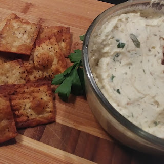 Keto Herb and Cheese Spread.
