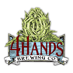 4 Hands Three Kings Dry Hopped Blonde Ale