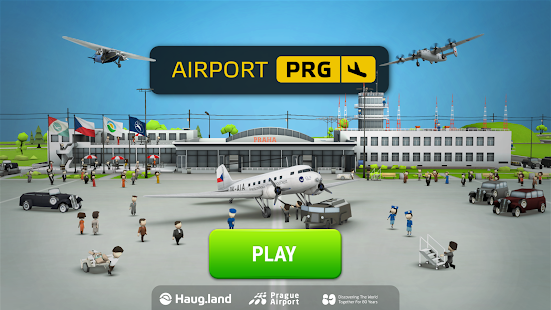 AirportPRG - náhled