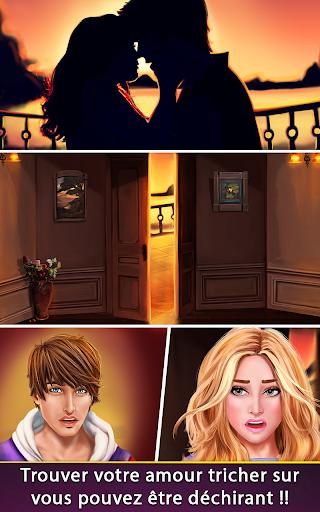 Code Triche Collu00e8ge histoire jeu - choisissez votre amour APK MOD screenshots 2