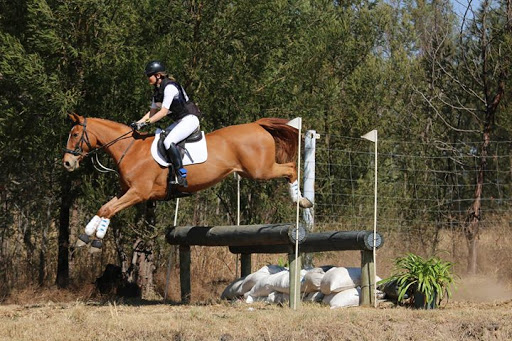 Eventing Clinic with Patrick Brown : Fourways Riding Centre