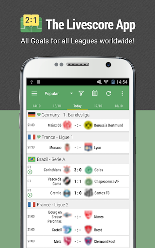 玩免費運動APP|下載All Goals:Football Live Scores app不用錢|硬是要APP