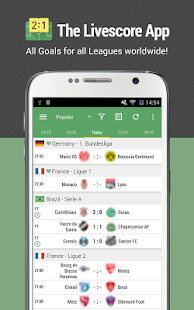 All Goals:Football Live Scores- screenshot thumbnail