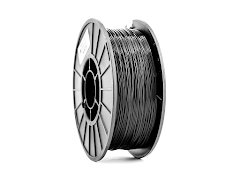 Obsidian Black PRO Series PLA Filament - 1.75mm (1kg)