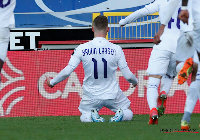 """Signé Bruun Larsen, enfin : """"Je suis assez bon dans ce style de coups-francs"""""""