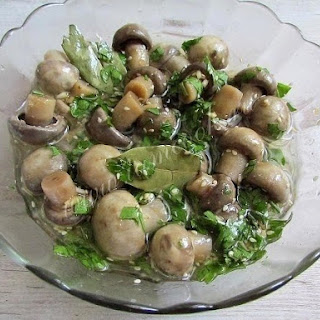 Dietary Soup with Mushrooms