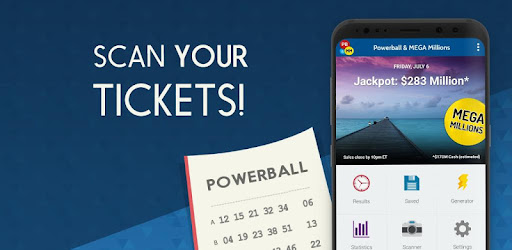 Powerball & Mega Millions Results + Scanner - Apps on