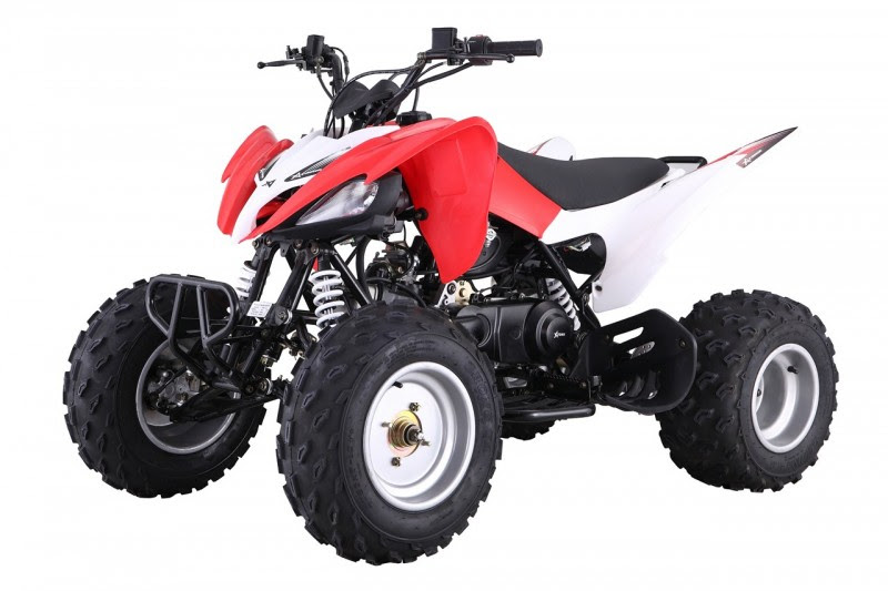 350cc Hisun Race Sports Quad Bike