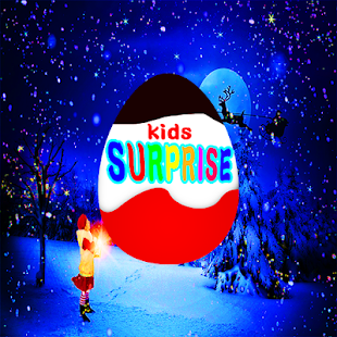 Christmas Surprise Egg Game - náhled