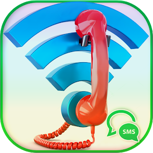 Calls with Wifi Unlimited app 1 Icon