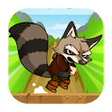 Angry Raccoon icon