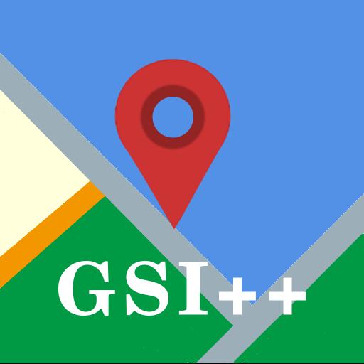 地理院地図++ 交通運輸 App LOGO-硬是要APP