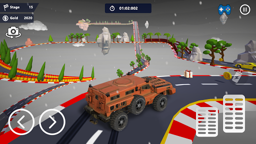 Car Stunts 3D Free screenshot 11