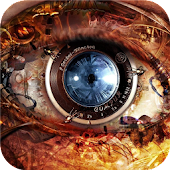 Steampunk.Live wallpaper