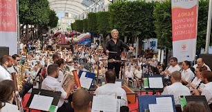 La Banda Sinfónica Municipal de Almería homenajea a la ciudad en la Feria.