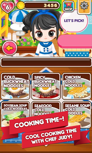 Chef Judy: Cold Noodles Maker