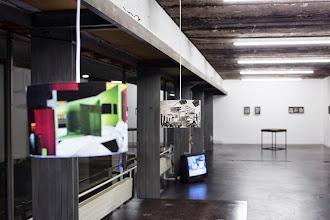 Photo: Claudia Larcher - the replicated gaze. Galerie Lisi Hämmerle, Bregenz 2013