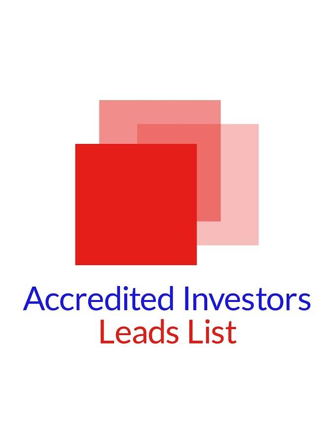 Accredited Investor Leads List- screenshot