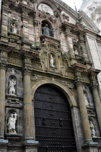 Photo: Cathedral of Lima in Plaza de Armas