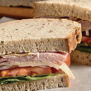 Seeded Rye Sandwich Bread.