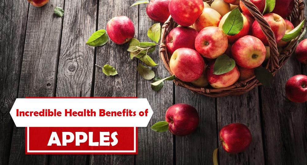 Incredible Health Benefits of Apples