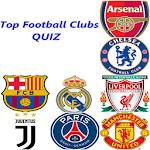Top Football Clubs Quiz icon