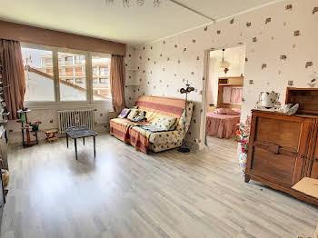 Appartement 2 pièces 59,69 m2