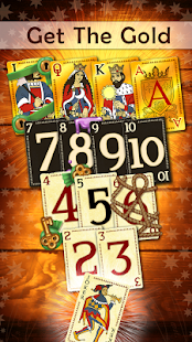 Clash of Cards - Classic Solitaire Games Tripeaks- screenshot thumbnail