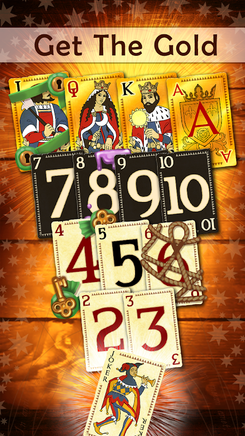 Clash of Cards: Solitaire- screenshot