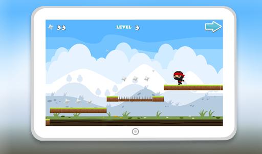 Ninja Go Kid Dash screenshot 7