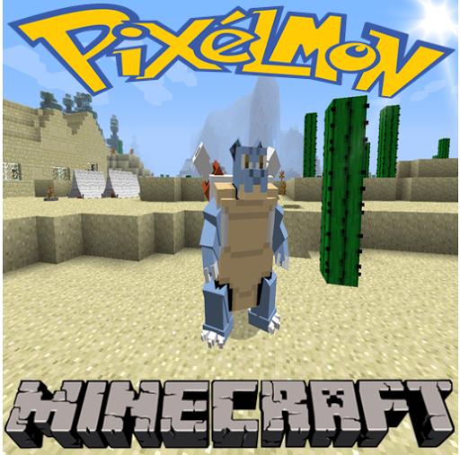 Poke Pixelmon MCPE