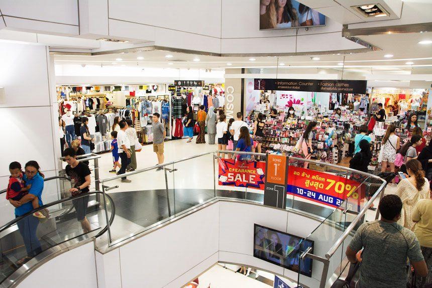 Platinum Fashion Mall iyaatra holidays