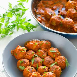 Vegan Tempeh Meatballs