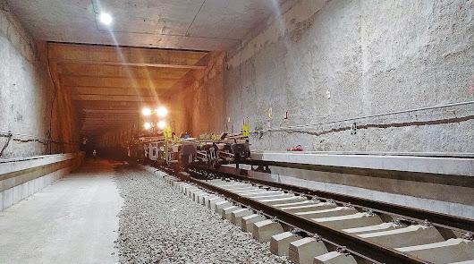 Los trenes regresarán a la estación intermodal en el próximo verano