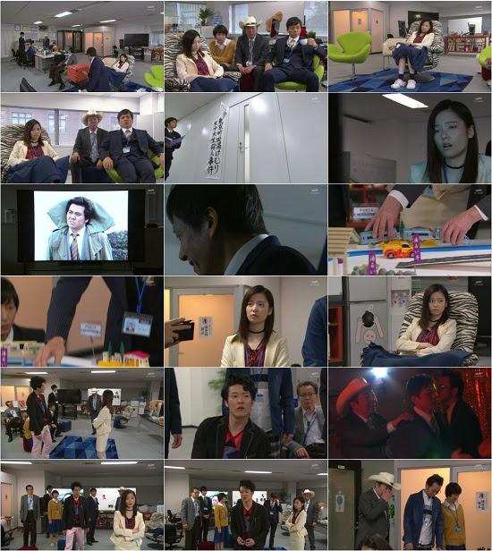 (TV-Dorama)(720p) 島崎遥香 – 警視庁 ナシゴレン課 ep08 161205