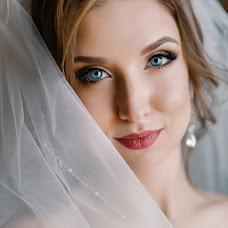 Wedding photographer Elvira Tuchina (Sparrow). Photo of 30.10.2017