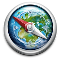 Compass GPS Offline icon