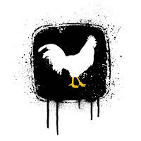 The Larder + The Delta logo