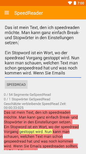 SpeedReader